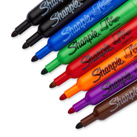 Sharpie Flip Chart Markers 8 Pk Bullet Tip Assorted Colors