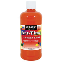 Orange Art-time 16 Oz