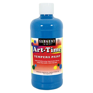 Turquoise Blue Art-time 16 Oz