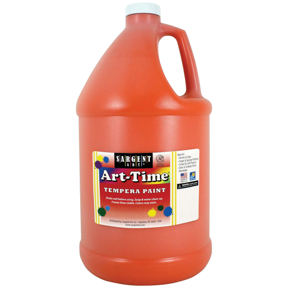 Orange Art-time Gallon