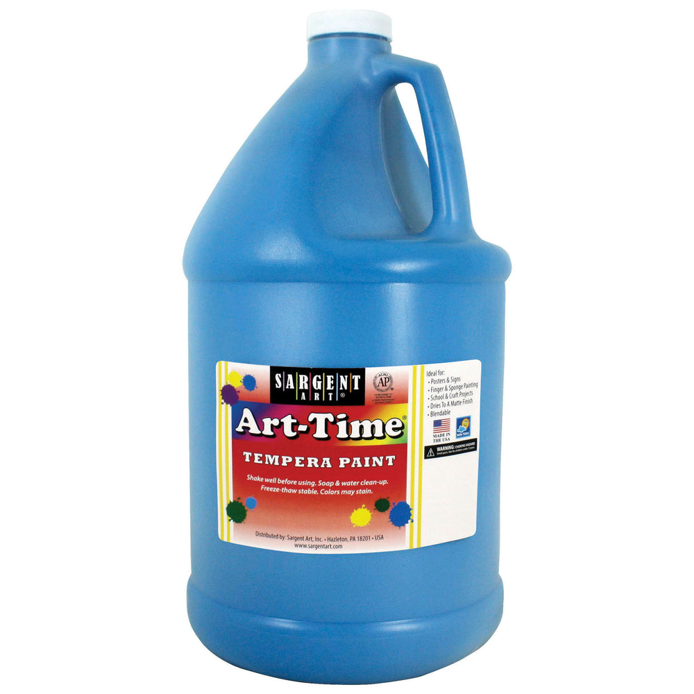 Turquoise Blue Art-time Gallon