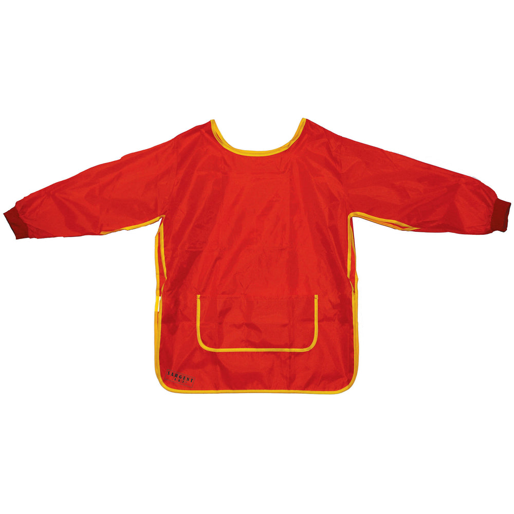(6 Ea) Childrens Art Smock Large Washable