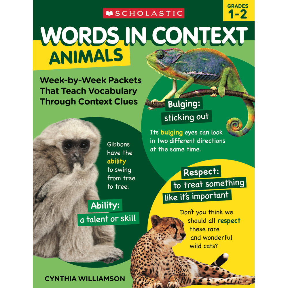 Words In Context Animals