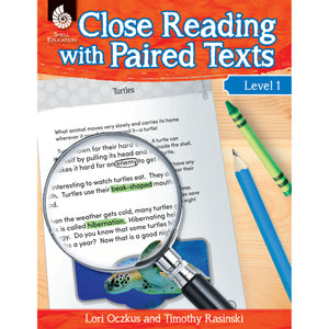 Level 1 Close Reading With Paired Texts