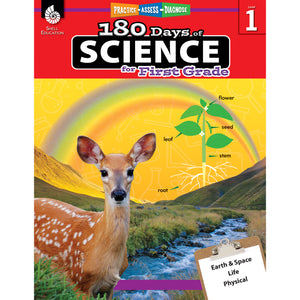 180 Days Of Science Grade 1