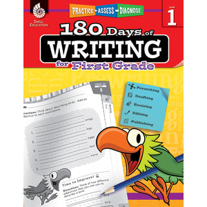 180 Days Of Writing Gr 1