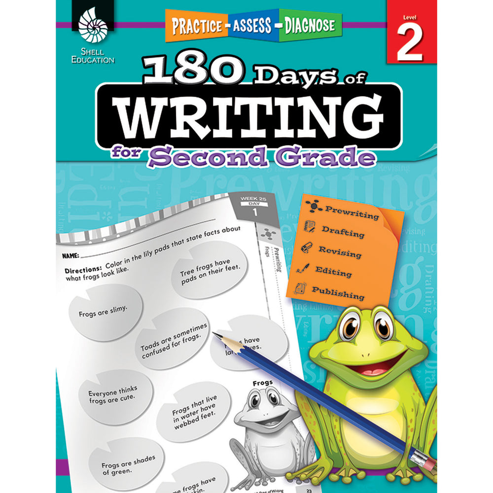 180 Days Of Writing Gr 2