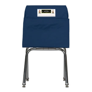 Seat Sack Medium 15 In Blue