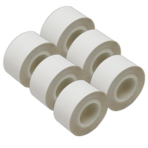 (6 Rl) Smart Adhesive Tape 1in X 9yd White