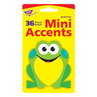 (12 Pk) Mini Accents Frog 36 Per Pk 3in