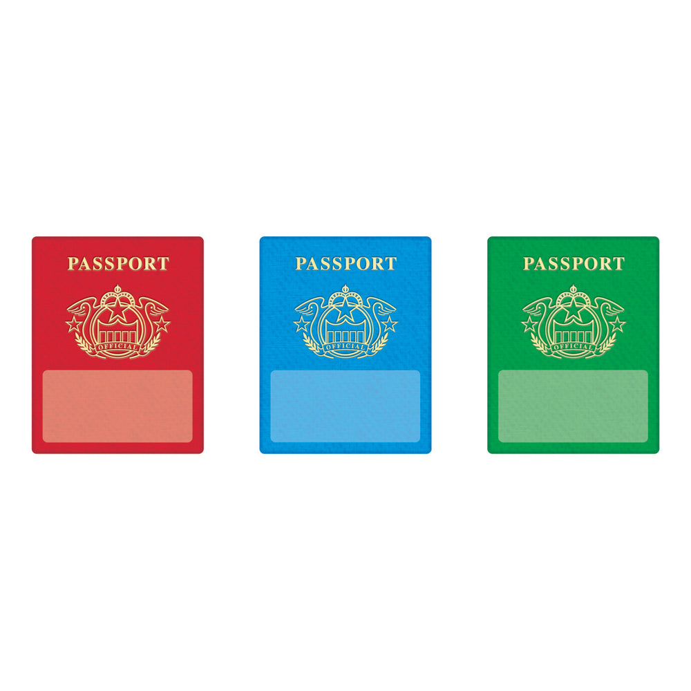 (6 Pk) Passports Classic Accents Variety Pk