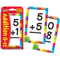 Pocket Flash Cards Addition 56-pk 3 X 5 Two-sided Cards