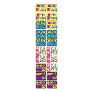 Applause Stickers Happy Birthday