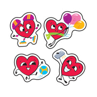 (6 Pk) Hearty Fun-cinnamon Shapes Stinky Stickers