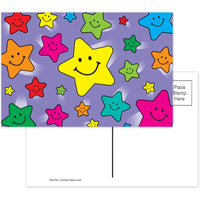 (10 Pk) Happy Stars Postcards 30 Per Pk