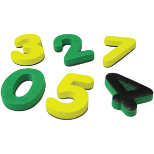 (6 Ea) Magnetic Foam Small Numbers
