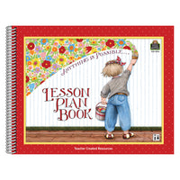 (3 Ea) Me Anything Is Possible Lesson Planbook Long