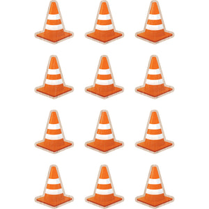 Construction Cones Mini Accents
