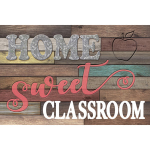 (6 Pk) Home Sweet Classroom Post Cards