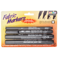 Laundry Fabric Markers 4 Pk