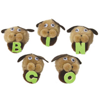 Bingo Dogs With Letters