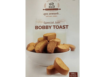 Buy Best Quality Bobby Toast Online At Orgpick