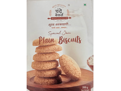 Plain Biscuits (Chande Bakers)