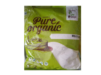 Buy Best Organic Wheat Flour Online At Orgpick