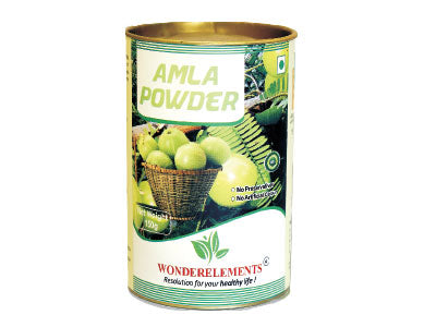 Shop Natural Amla Powder Online At Orgpick