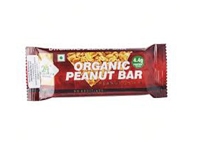 Buy Organic Peanut Bar Online At Orgpick