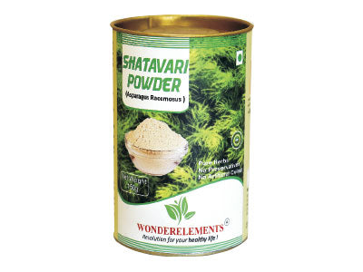 Shop Natural Shatavari Powder Online At Orgpick