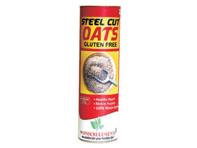 Shop Natural Gluten Free Steel Cut Oats Online At Orgpick