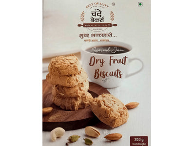 DryFruit Biscuits (Chande Bakers)