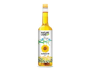 Organic Sunflower Oil (Nature-Land)