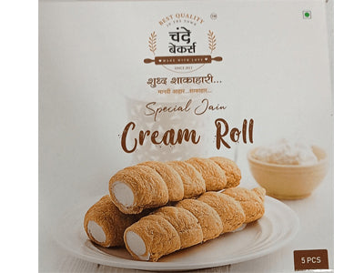Cream Roll (Chande Bakers)