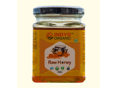 Organic Raw Honey (Indyo Organic)