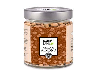 Organic Almonds (Nature-Land)
