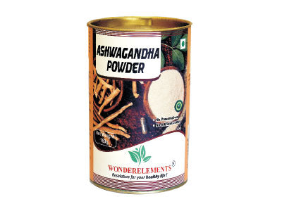 Shop Natural Ashwagandha Powder Online At Orgpick