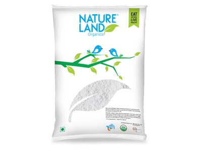 Organic Barley Flour (Nature-Land)