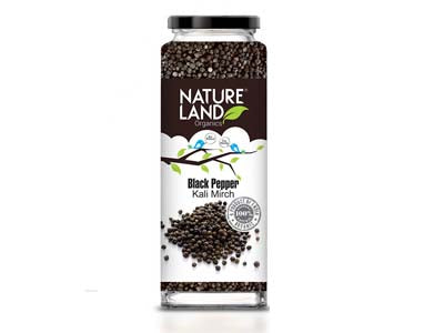 Organic Black Pepper (Nature-Land)