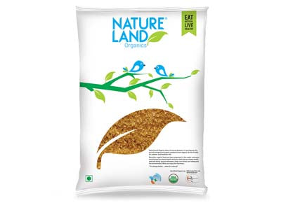 Organic Brown Sugar (Nature-Land)
