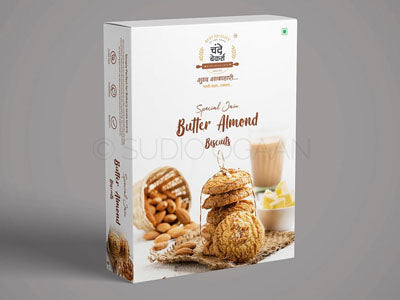 Shop Special Jain Butter Almond Biscuit Online at Orgpick