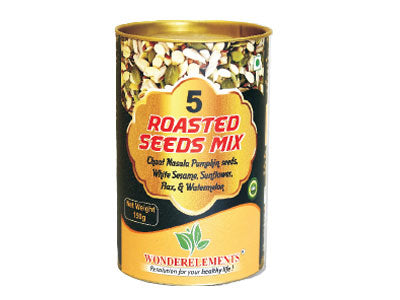 Buy Natural 5 Roasted Seeds Mix online at Orgpick
