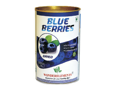 Buy Natural Dried Blueberries online at Orgpick
