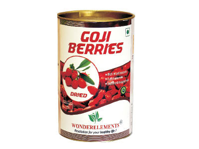 Buy Natural Dried Goji Berries online at Orgpick