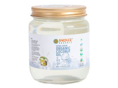 Shop Best Organic Extra Virgin Coconut Cold-pressed Oil Jar online