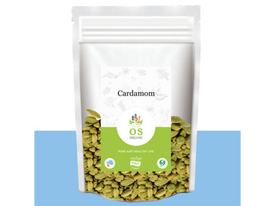 Buy Best Organic Elaichi Green/Cardamom Online At Orgpick