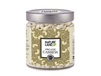 Organic Cashew (Nature-Land)