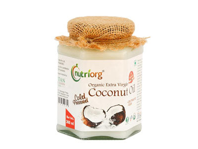 Buy Best Quality Certified Organic Extra Virgin Coconut Oil Online from Orgpick