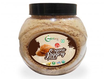 Buy Best Quality Organic Jaggery Powder Online from Orgpick